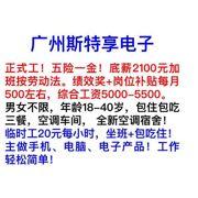 广州市斯特享电子有限公司
