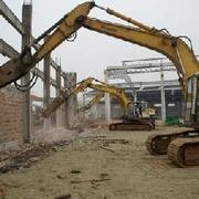 厂房建筑拆除 设备回收 无尘车...